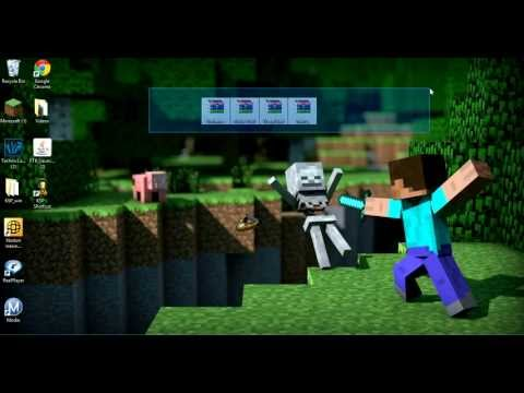 Minecraft 1.6.2 hack tutorial w/ HowIHack