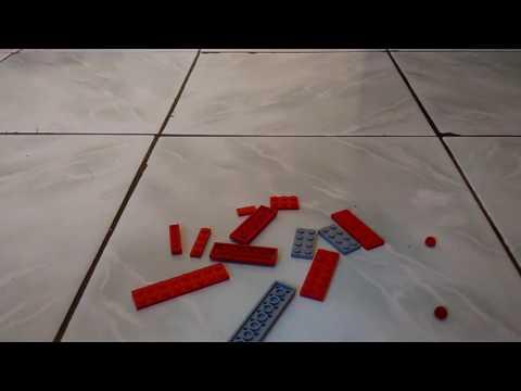 How Make A Lego Lightsaber