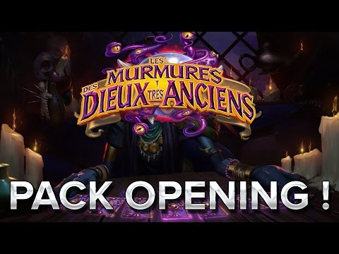 Hearthstone : PACK OPENING