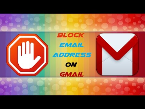 how to block email address on gmail-how to block someone in gmail-The HowTo Master