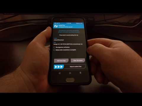 OnePlus 5 | Install a Custom ROM