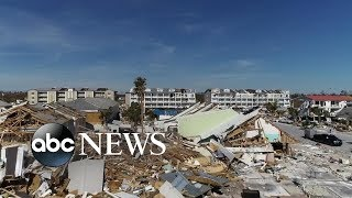 Surviving Michael and the devastation left behind