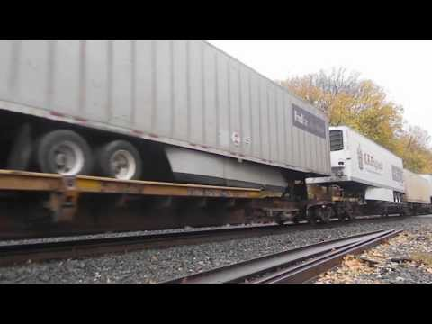 Bethlehem, PA Railfan trip