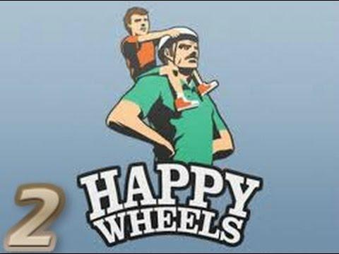 Happy Wheels Part 2