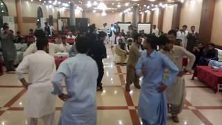 balochi naach by baloch students of GC university Faisalabad