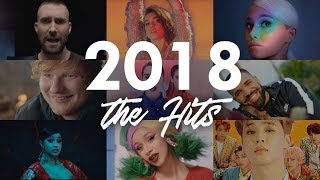 HITS OF 2018   Year - End Mashup [+150 Songs] (T10MO)