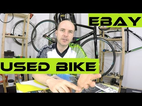How To Buy Used Bike On Ebay. 3 WORSE And 3 Best Questions To Ask.