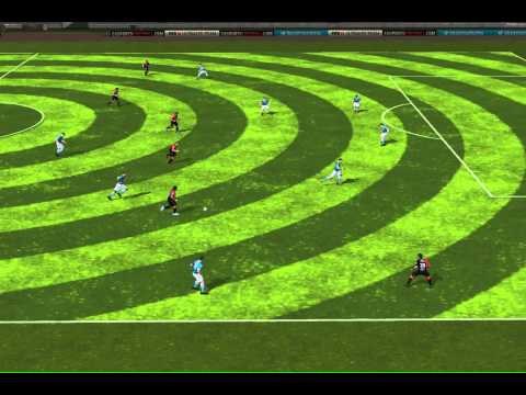 FIFA 14 iPhone/iPad - Wanderers vs. CD Antofagasta