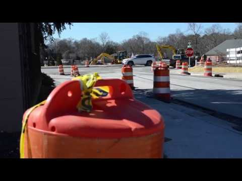Road Construction in Pickens, SC