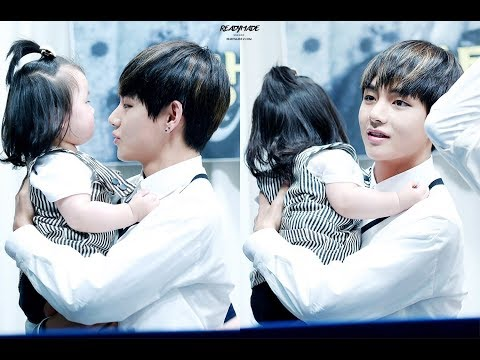 BTS V Fell In Love At First Sight With A Girl At A Fanmeet And Refused To Let Her Go