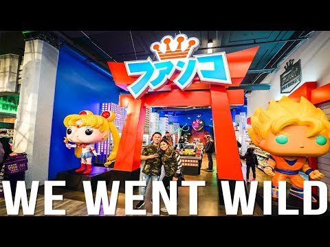 We Went WILD AT FUNKO HQ! & Seattle SUBSCRIBER MEET-UP!