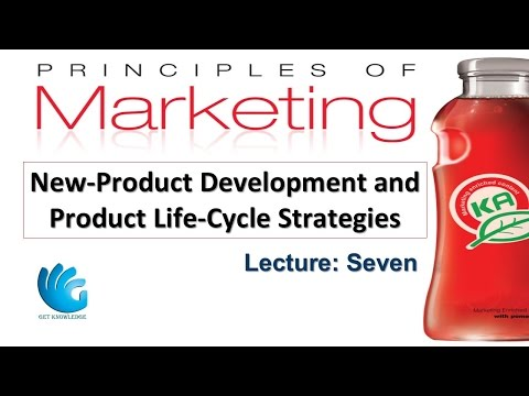 New-Product Development and Product Life-Cycle Strategies (Principles of Marketing) | Lecture 7