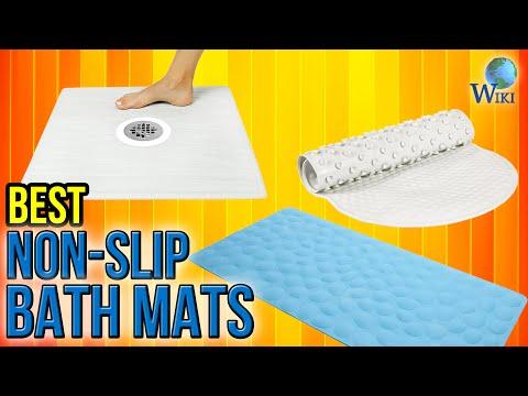 10 Best Non-Slip Bath Mats 2017
