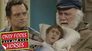 Uncle Albert's FIRST Ever Episode | Only Fools and Horses | BBC Comedy Greats