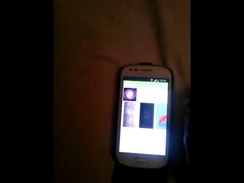 Hintergrund WhatsApp auf Samsung Handys ändern