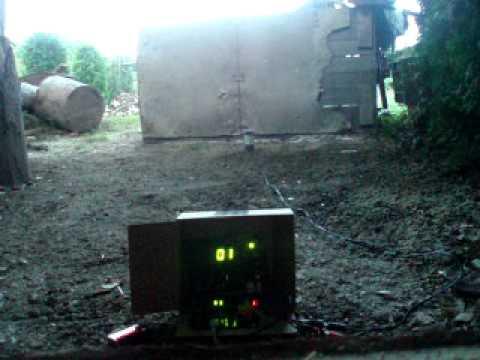 Timer and detonator 4