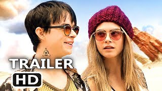 VALERIAN - 5 Minutes of the Movie + Bloopers (2017) Cara Delevingne Movie HD
