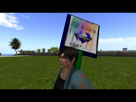 How to Basic Building in Second Life :)