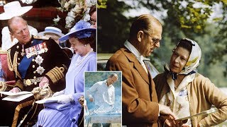 How Queen blushed when Prince Philip made comment at wedding: Her real Prince Charming!