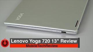 """Lenovo Yoga 720 13"""" Review"""