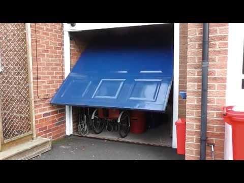DIY Electric Garage Door