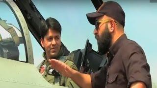 Mahaz Wajahat Saeed Khan 26 March 2016 - Pakistan Air Force