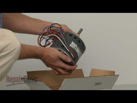 Rheem Furnace Blower Motor Replacement #51-22858-01