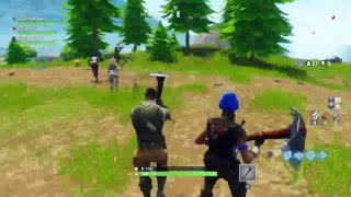 How to stupid in Fortnite