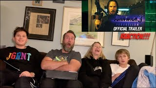 John Wick 3 Trailer Reaction Videos 9tube Tv