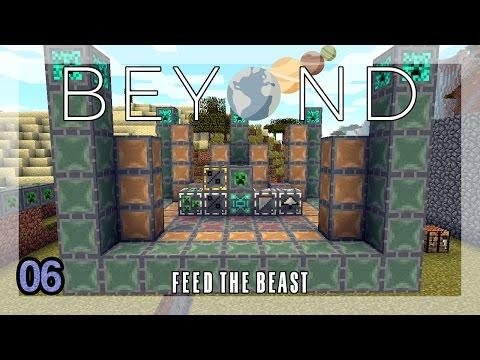 FTB Beyond 1.10.2 || Ender Pearl Farming! (woot Mod) || Ep 06