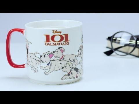 101 Dalmatians Heat Change Mug | Paladone