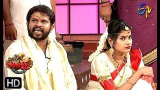 Hyper Aadi, Raising Raju Performance | Jabardasth  | 11th July 2019 | ETV Telugu