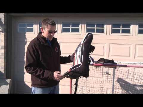 Vaughn Street Hockey Goalie Equipment Set - Jeremys Testimonial