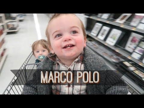 MARCO POLO IN WALMART