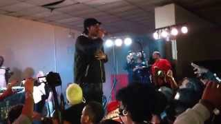 KRS One battles fan in Pittsburgh disses LL Cool J