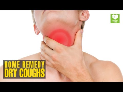 Natural Remedies For Dry Coughs | Health Tips | Educational Video