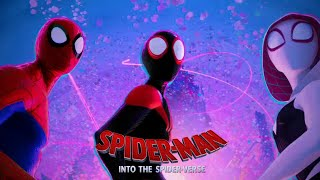 Sunflower Mv  Spiderman Into The Spider Verse  Post Malone