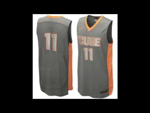 Top 10 College Basketball Jerseys
