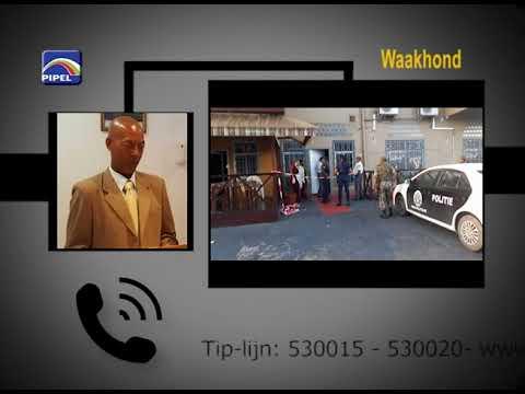 Waakhond 1526- 12 jan 18-Man doodgeschoten in bar cafe Shisha Lounge in Paramaribo Noord