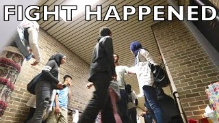 FIGHT ALMOST HAPPENED!!! *PRANK*