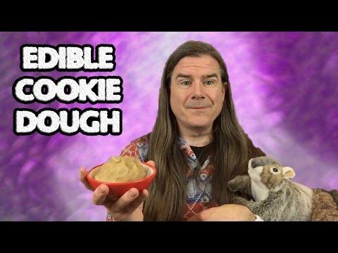 Edible Cookie Dough: 3 Ingredient Recipes