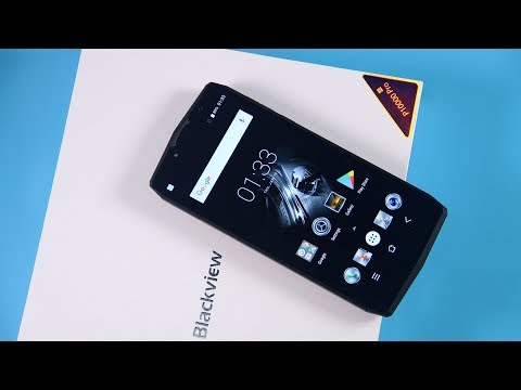 BLACKVIEW P10000 PRO Unboxing and Hands On Review Video