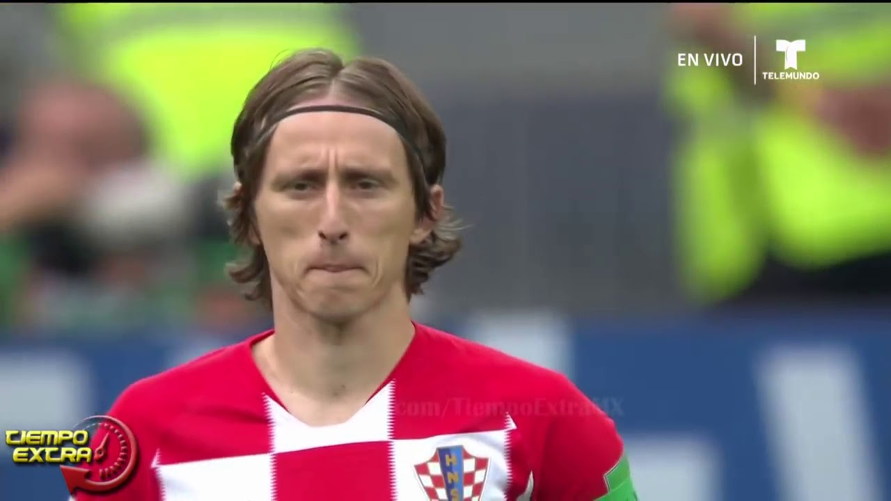 Francia VS Croacia Resumen Highlights Final Mundial Rusia 2018