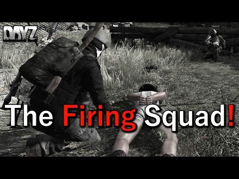 The Firing Squad! DayZ Standalone Gameplay on 0.61.