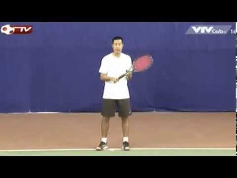 Học tennis qua video: Cú thuận tay - Bài học số 7