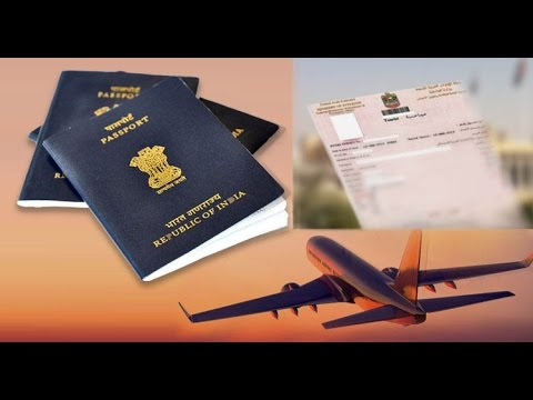 NEW UAE EMPLOYMENT VISA RULES FOR INDIAN