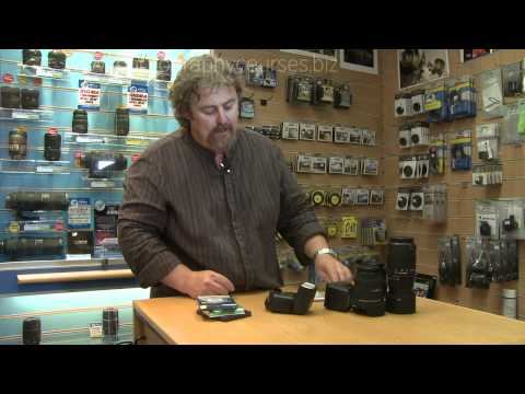 Buying Digital SLR Cameras