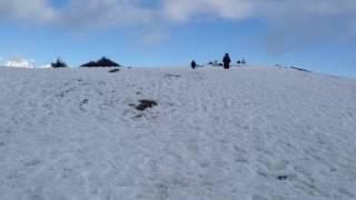 Kuri Snowfall 2017, on the way to Kalinchowk, Dolakha, Nepal