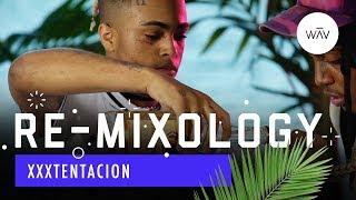 XXXTentacion and Ski Mask The Slump God Mix Drinks | Re-Mixology