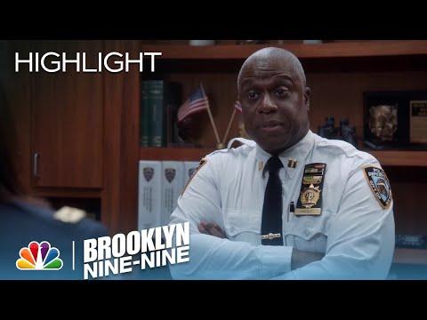 Captain Holt Tells His Rival To Step Aside | Season 5 Ep. 21 | BROOKLYN NINE-NINE